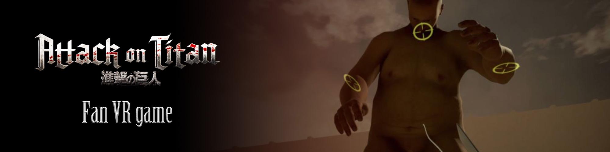 Attack on Titan VR by Kosma