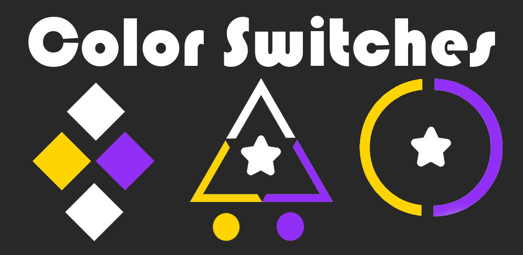 Two White Switches : Match The Balls