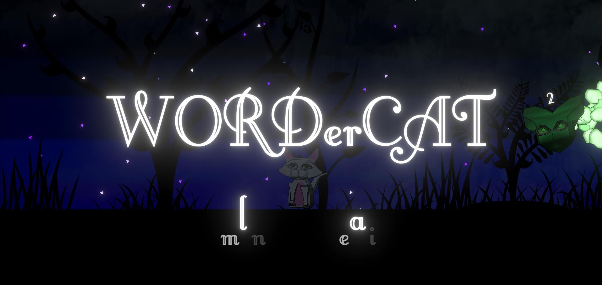 WORDerCAT
