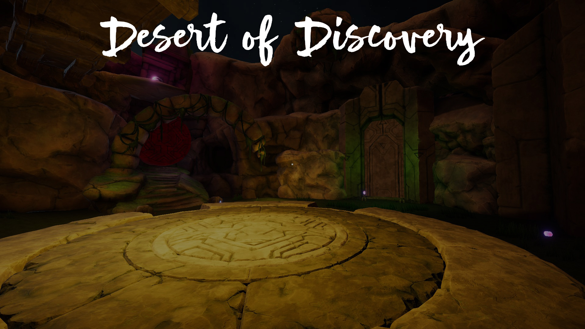 Desert Of Discovery
