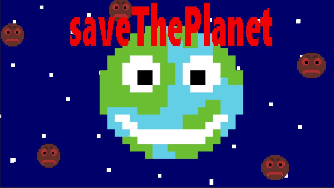 saveThePlanet
