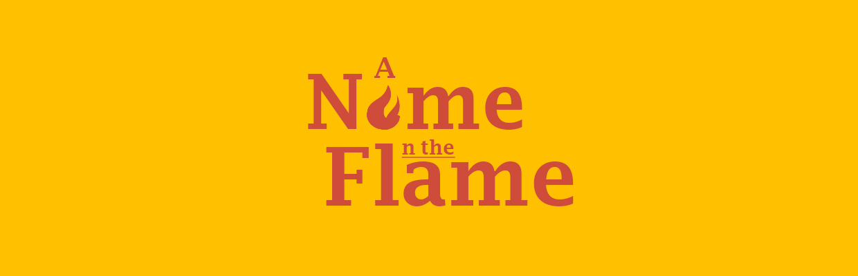 A Name In The Flame