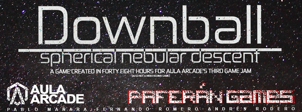 DOWNBALL · Spherical Nebular Descent