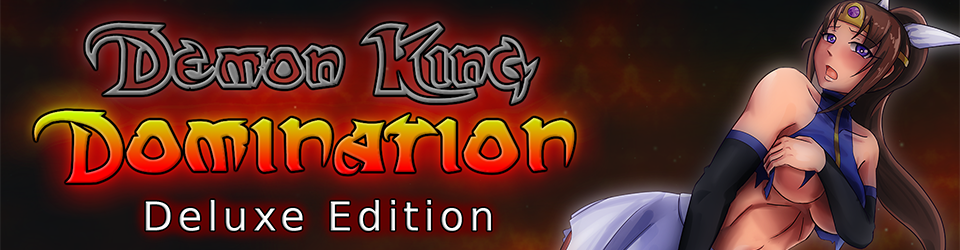 Demon King Domination: Deluxe Edition (NSFW)