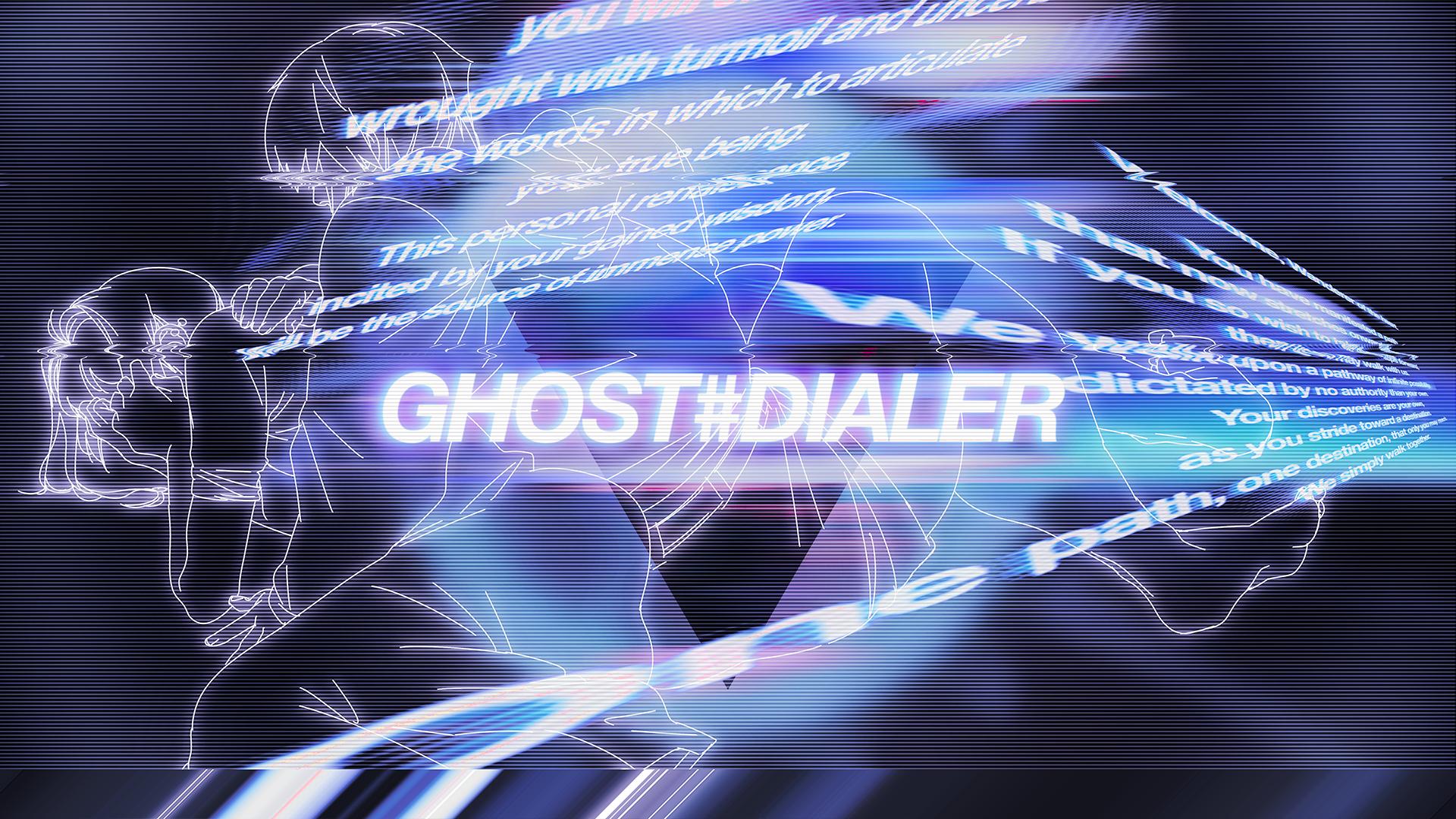 Ghost#Dialer Demo