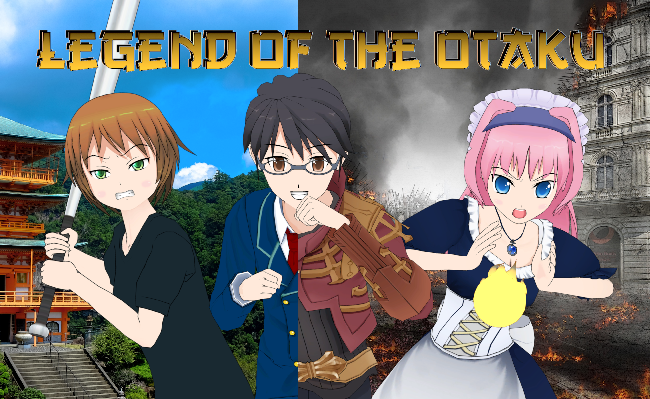Legend of the Otaku