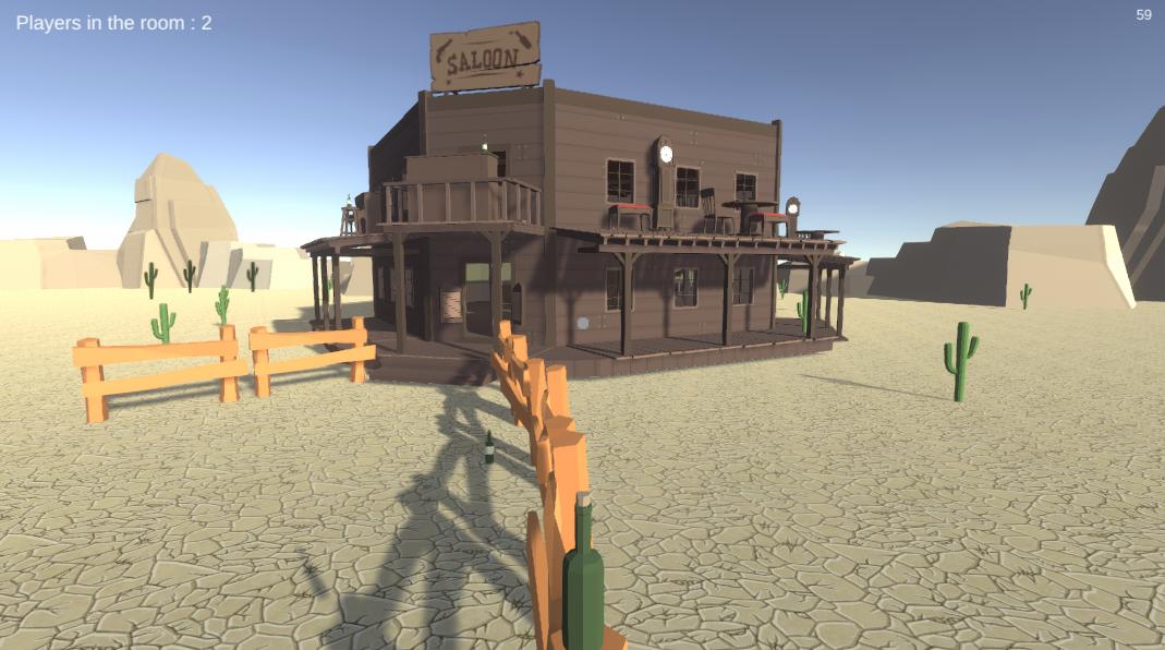 BIG UPDATE ! NOW 2 MAPS ! - Online Multiplayer Hide and Seek