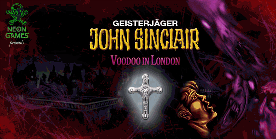 John Sinclair- Voodoo in London