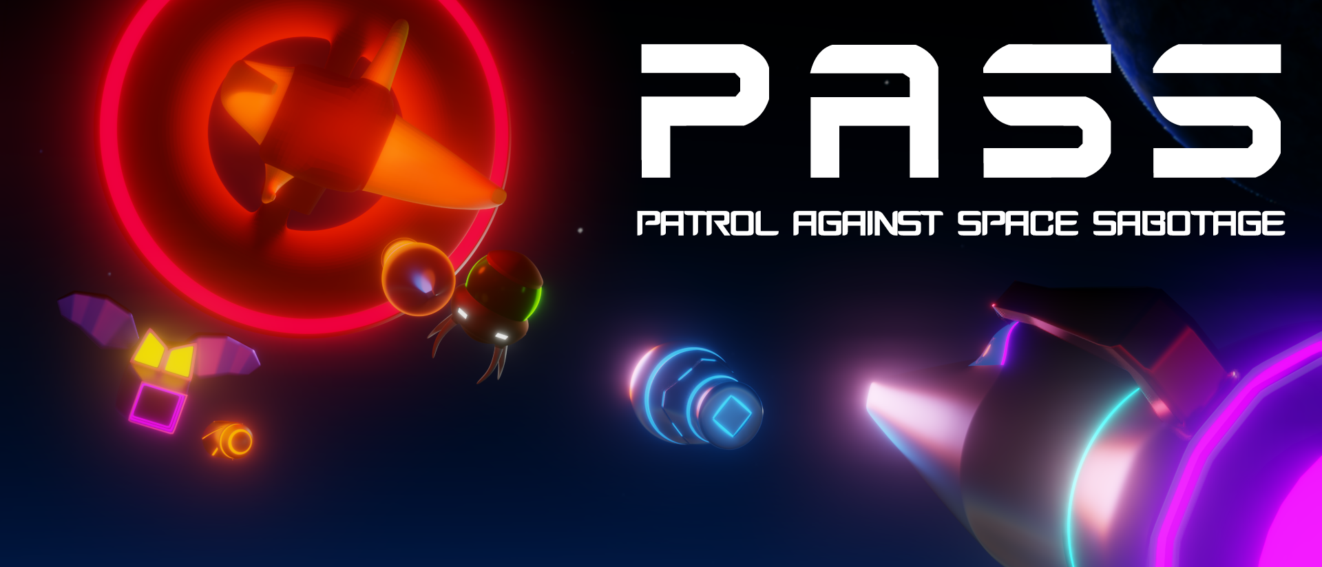 Patrol Against Space Sabotage