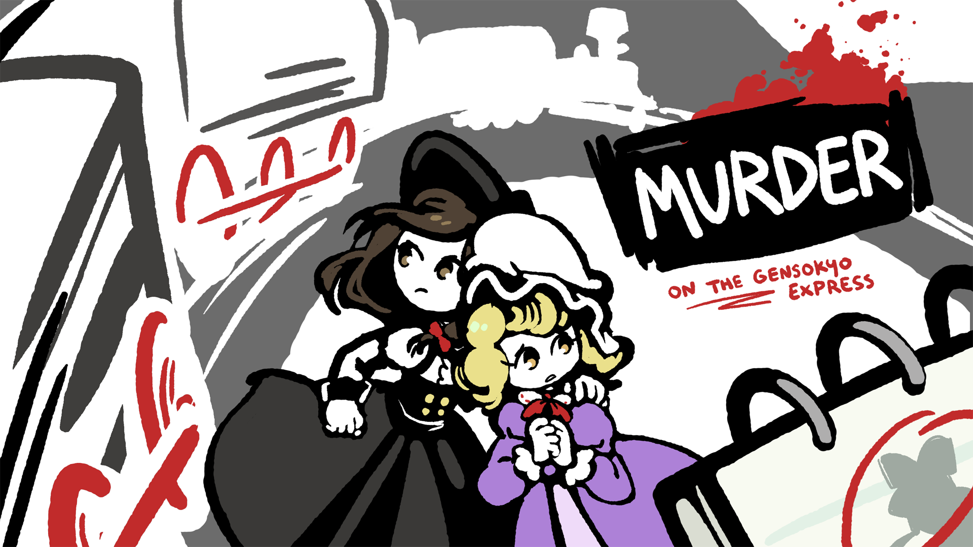 Murder on the Gensokyo Express