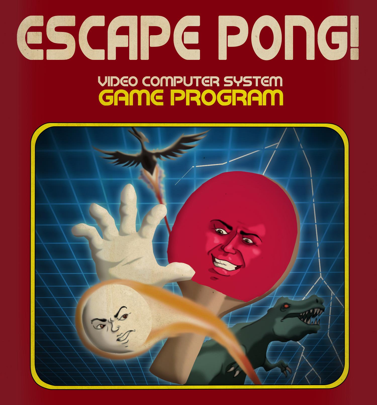 Escape Pong!