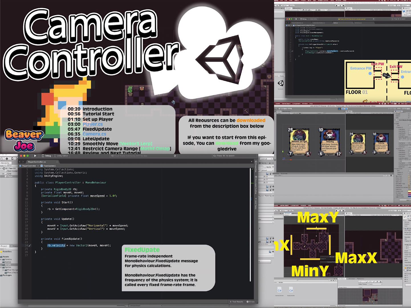 Unity Editor Tutorial