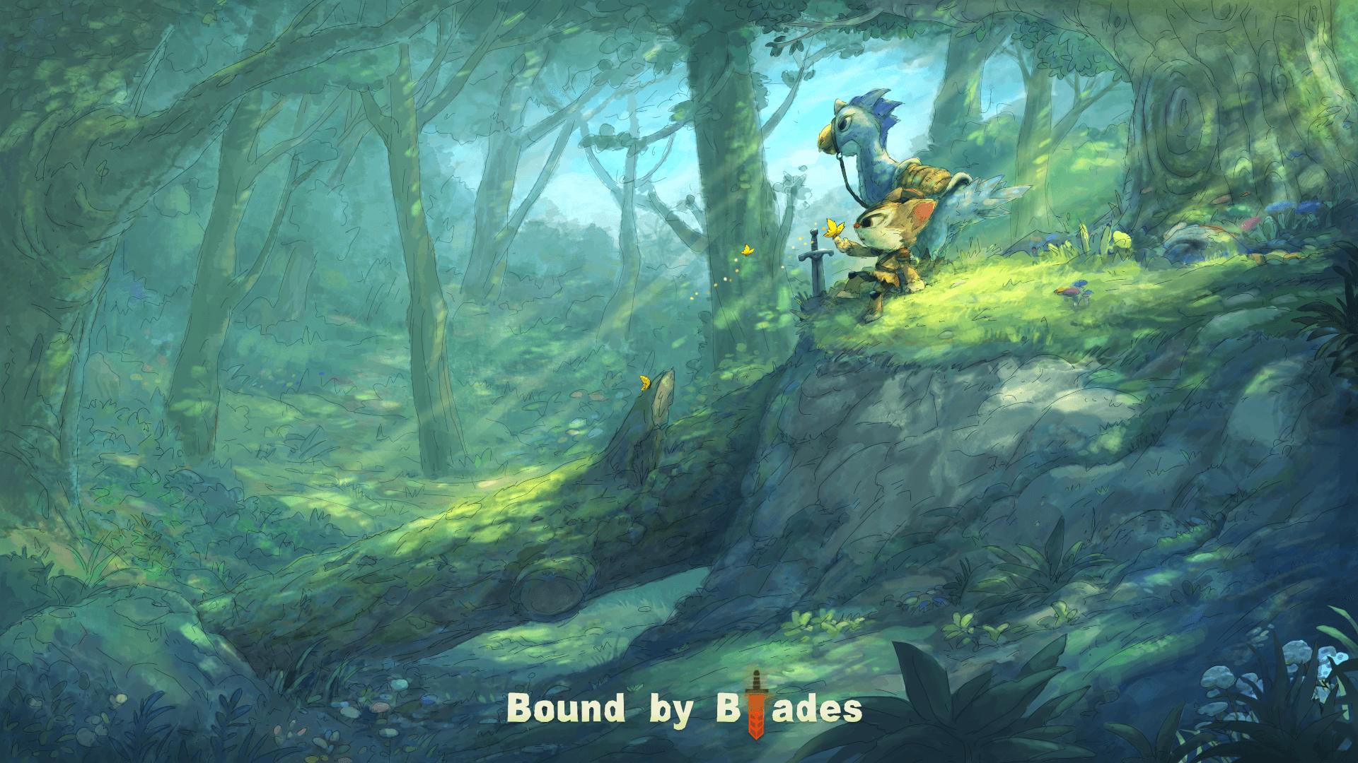 Bound By Blades