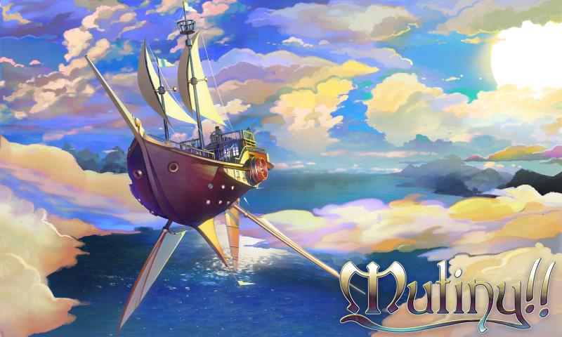 Mutiny!! - An Erotic Visual Novel