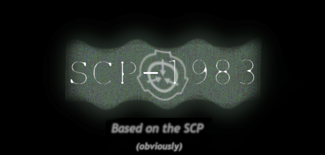 SCP-1983 by aguyiguess