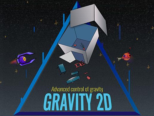 [Unity Asset] Gravity 2D