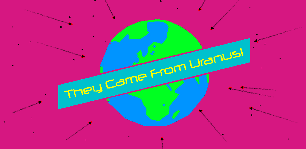 They Come From Uranus!