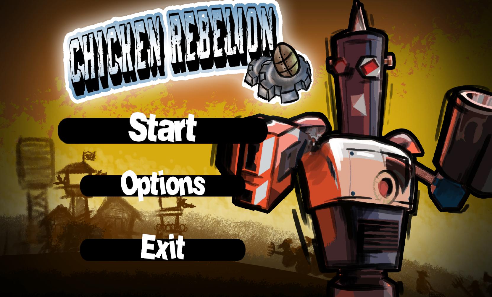 Chicken Rebellion