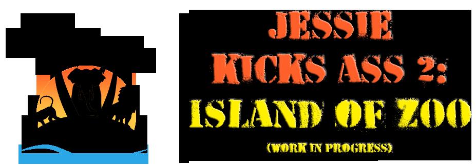 Jessie Kicks Ass 2: Island of ZOO