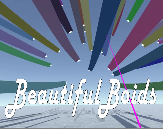 Beautiful Boids VR