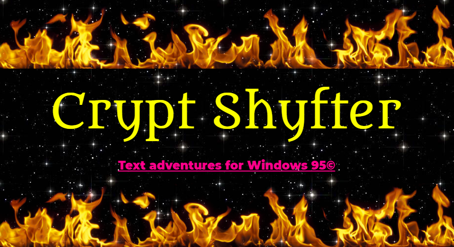 Crypt Shyfter: Kung Fu Legends