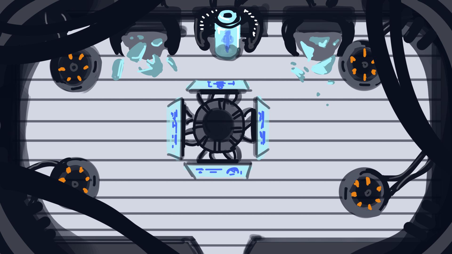 Ruins - Lab