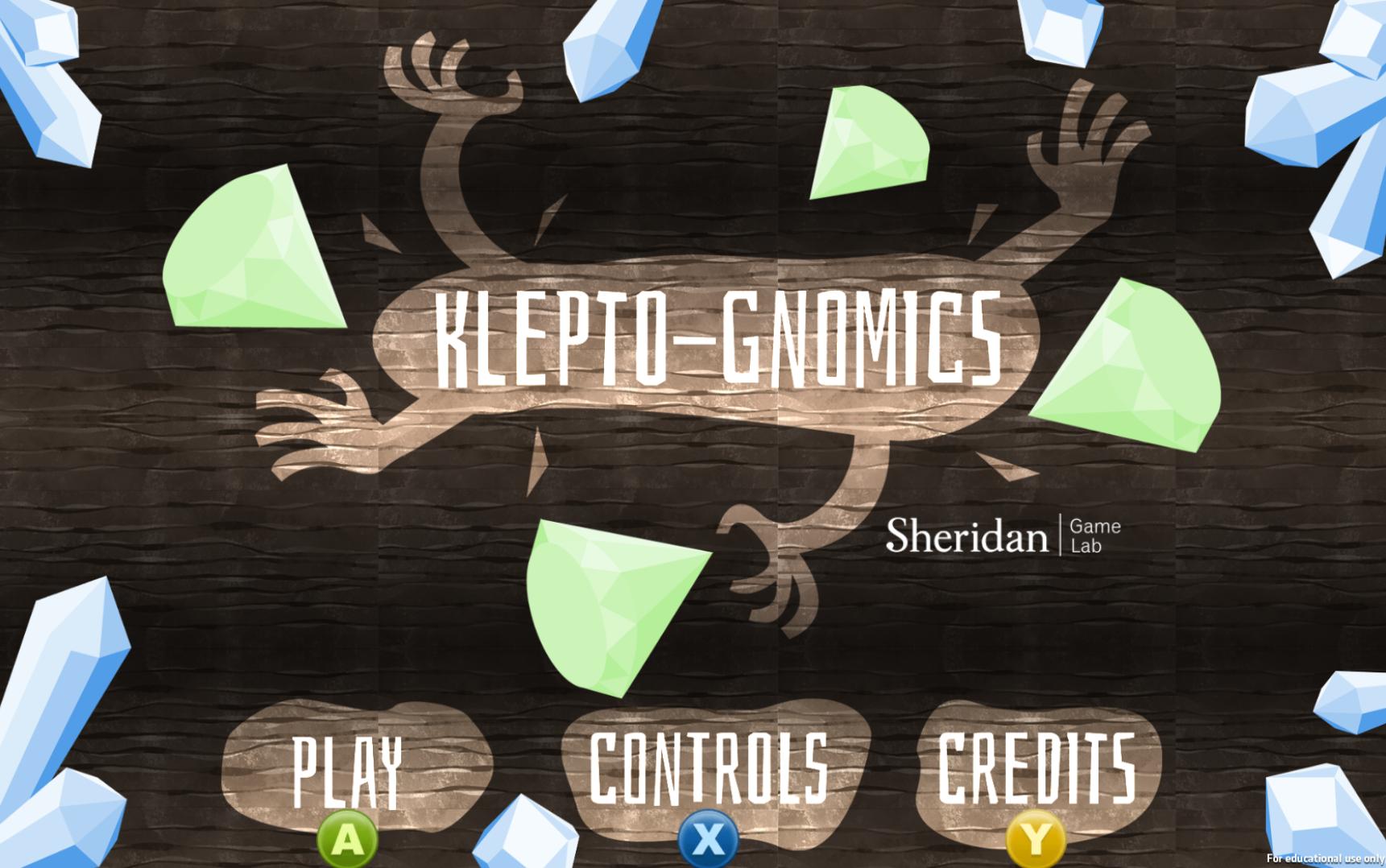 Klepto-gnomics