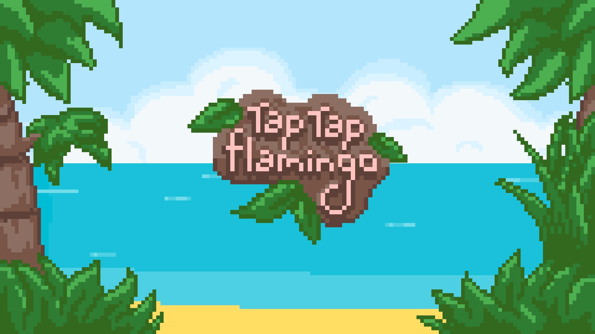 Tap Tap Flamingo