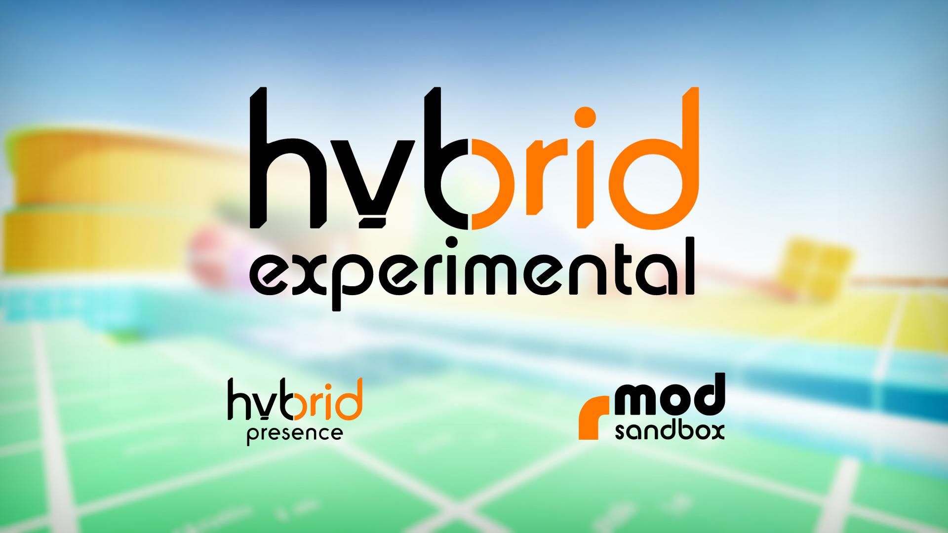 Hybrid Presence Samples - rMod - Locomotion