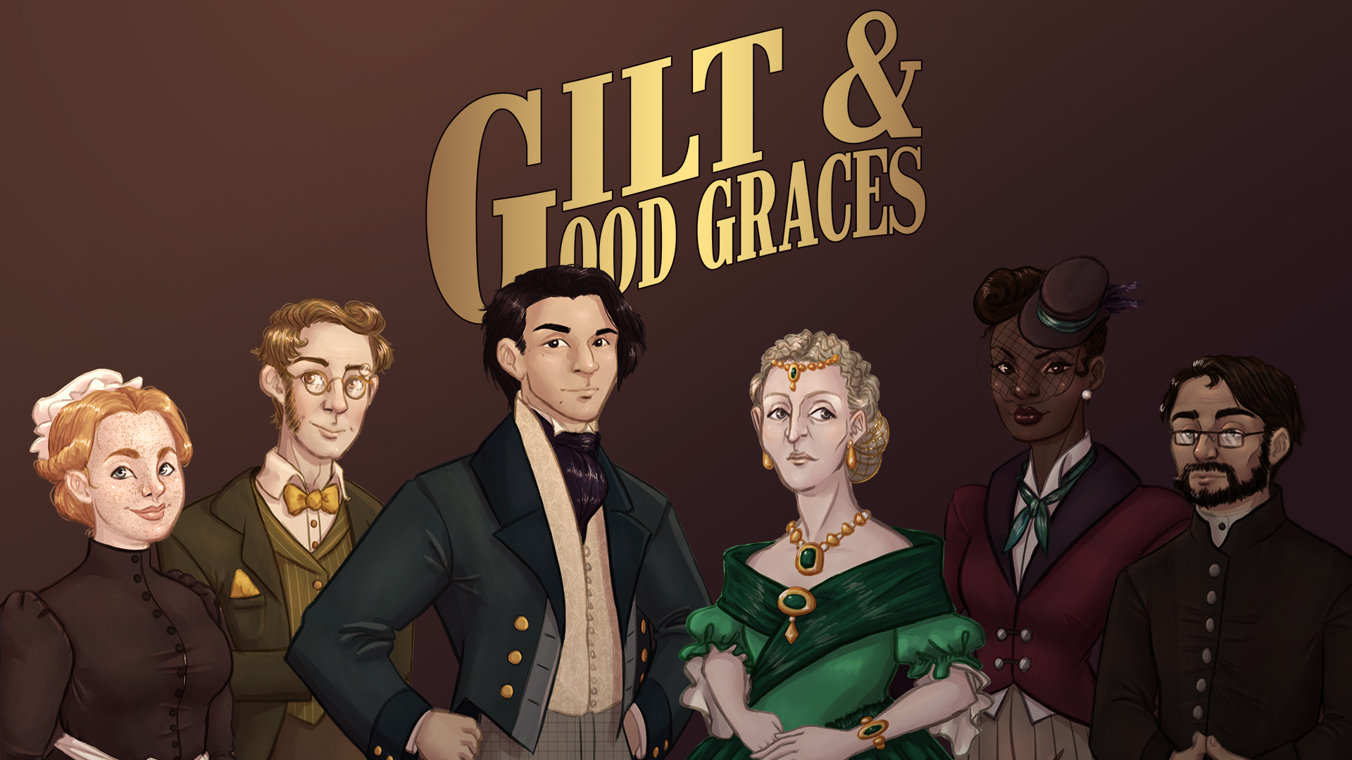 Gilt & Good Graces