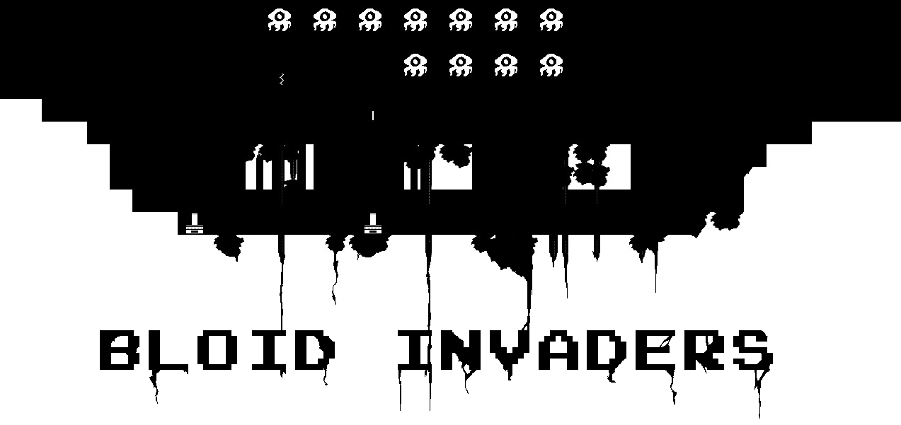 Bloid invaders
