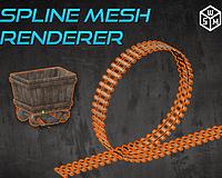 v2 0 Release - Spline Mesh Renderer for Unity 3D by WSM Game Studio