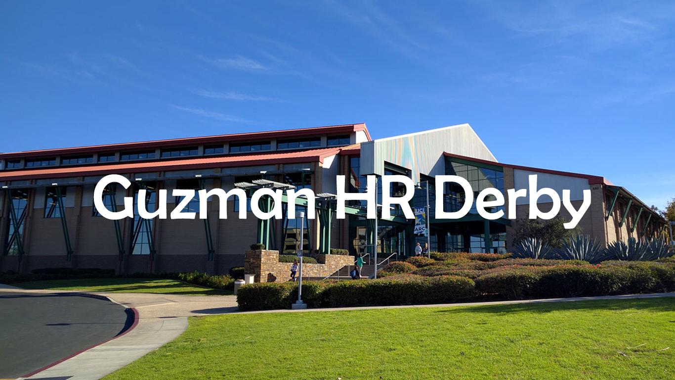 Guzman HR Derby