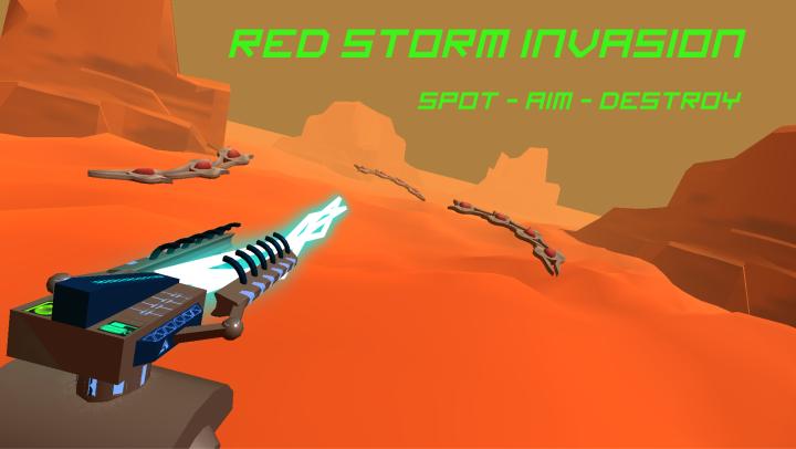 Red Storm Invasion v0.16 (accès anticipé)