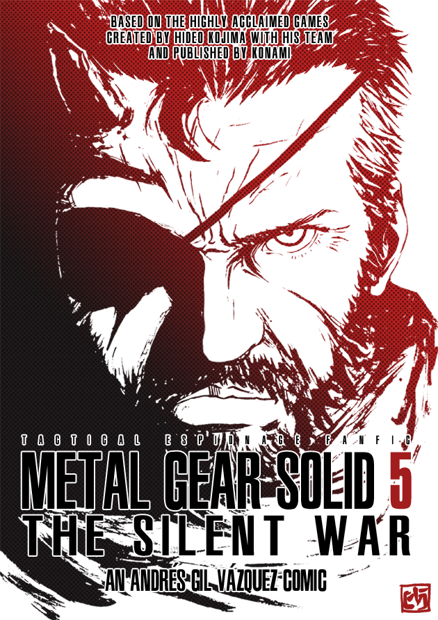Metal Gear Solid 5 The Silent War - Release Announcements - itch io