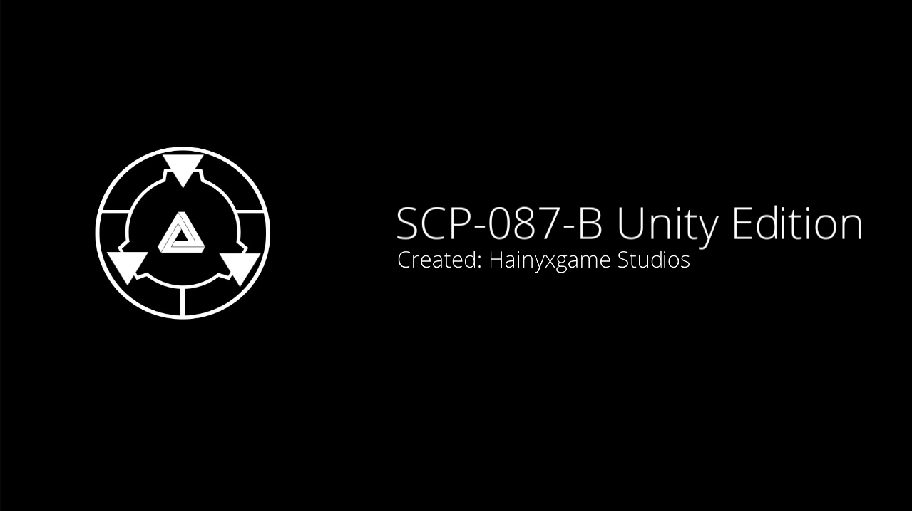 SCP-087-B Unity Edition (Bonus Edition) Alpha (English