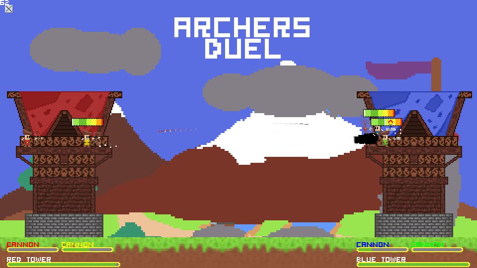 Archers Duel