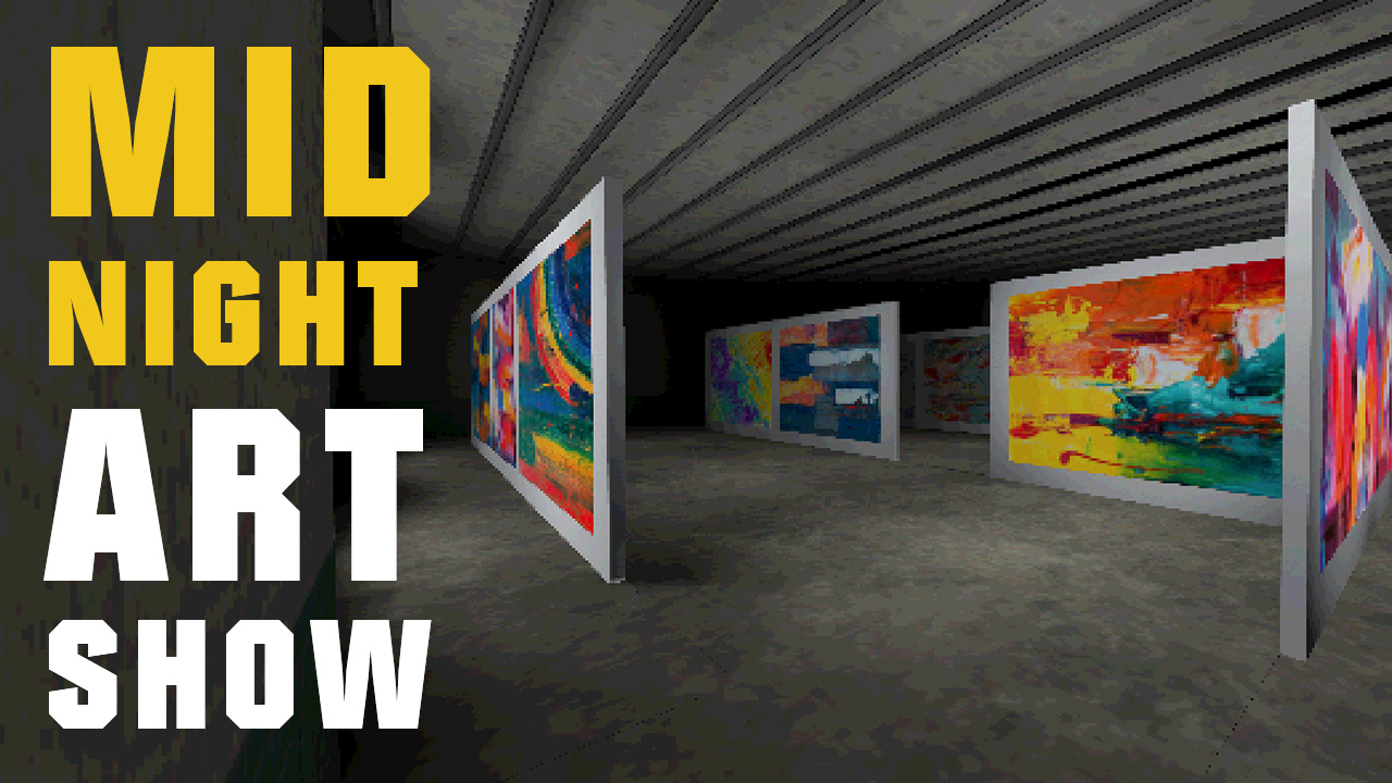 The Midnight Art Show