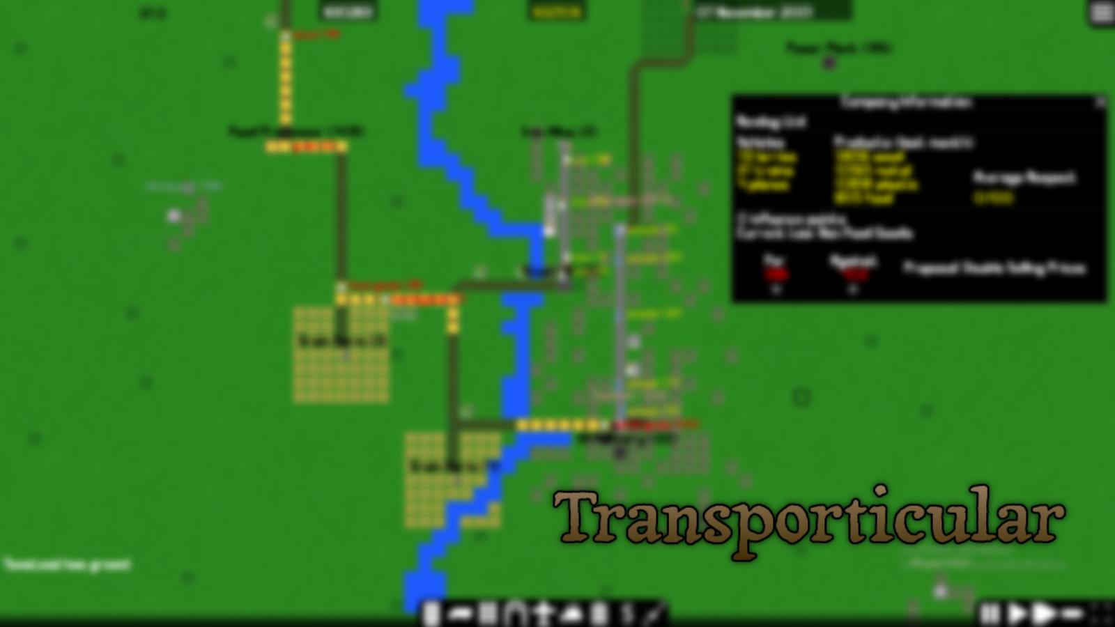 Transporticular