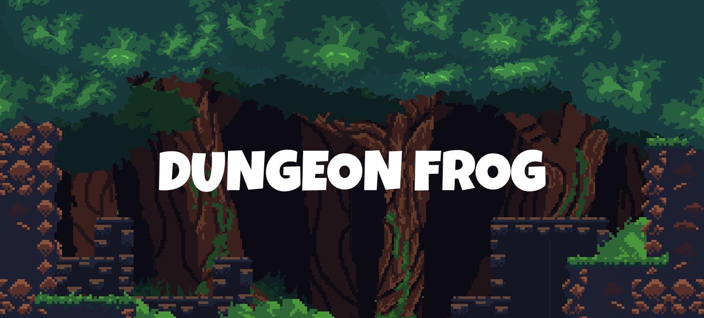Dungeon Frog - PROTOTYP