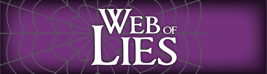 Web of Lies RPG