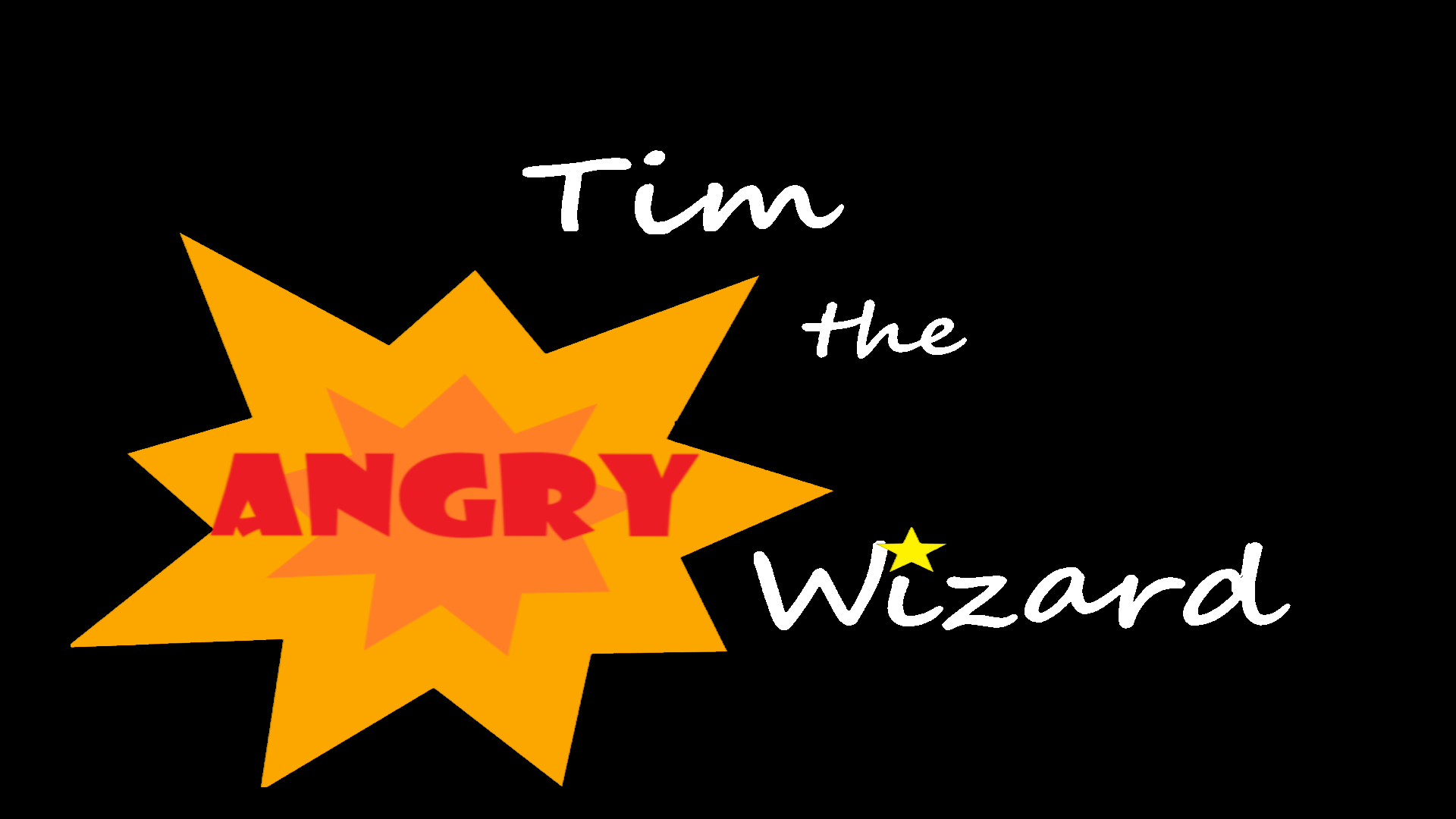 Tim, the Angry Wizard