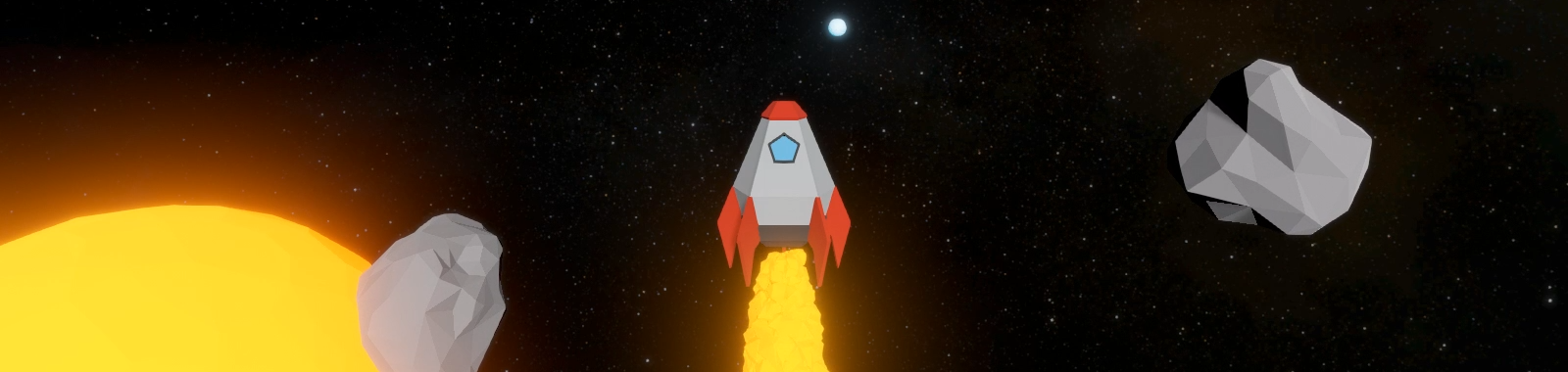 Build a Rocketship Game in Unity