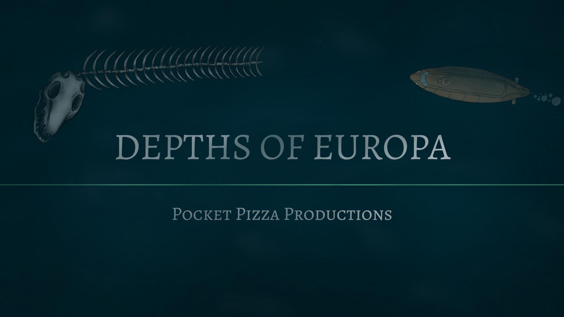 Depths of Europa