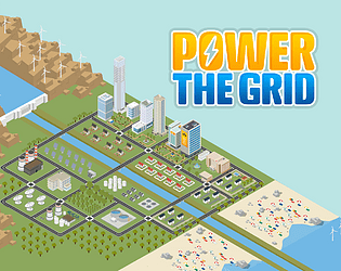 Power The Grid [Free] [Strategy] [Windows] [macOS] [Linux]