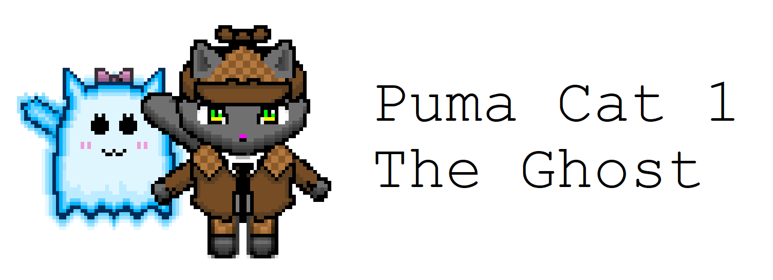 Puma Cat - The Paranormal Psychic Detective - The Ghost