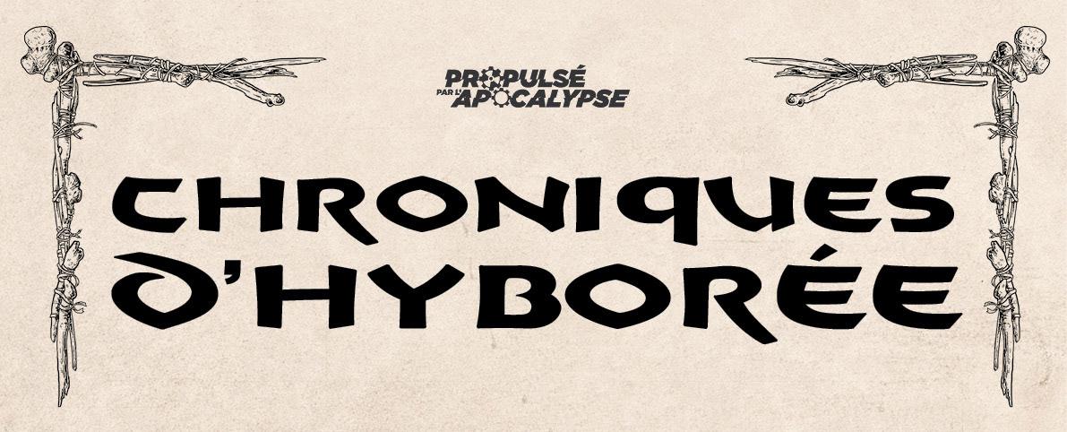 Chroniques d'Hyborée