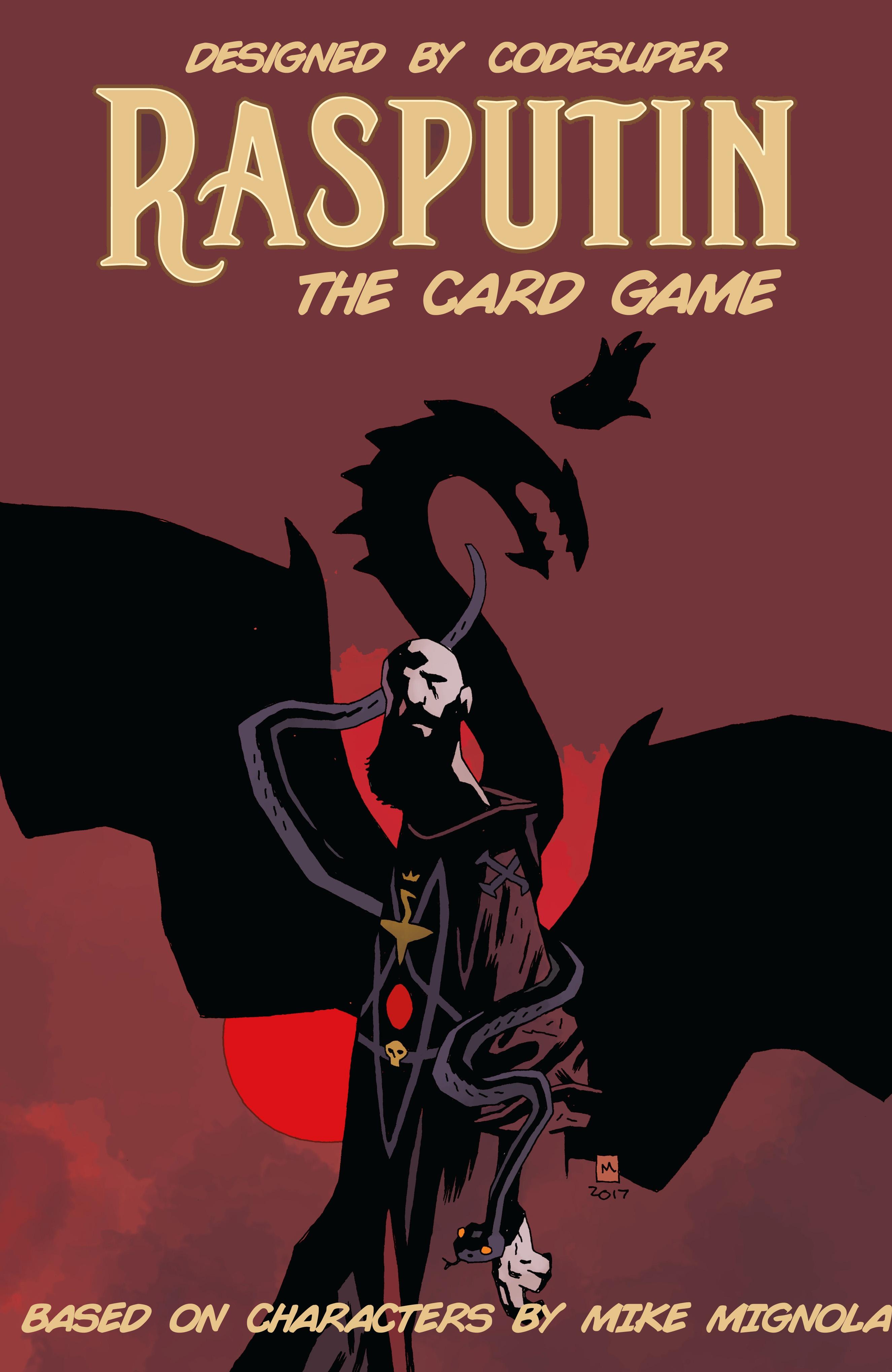 Rasputin: The Card Game