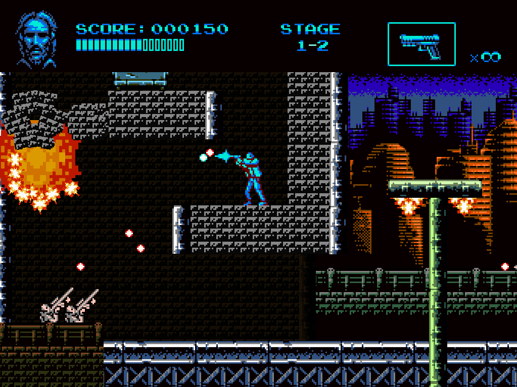John Wick 'fake NES game' tribute playable - Release Announcements