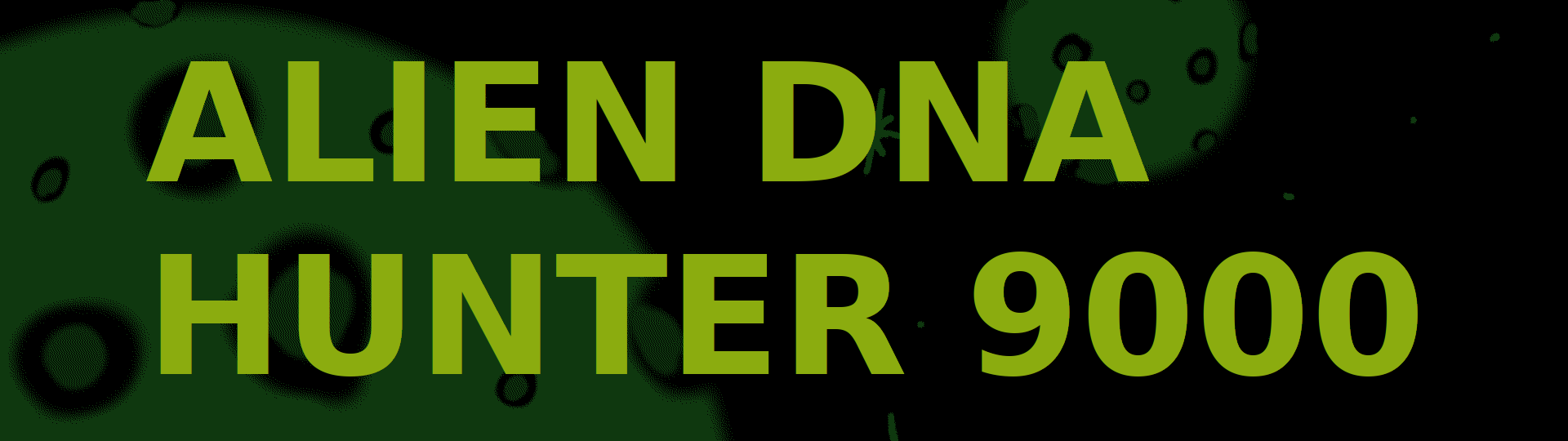 Alien DNA Hunter 9000